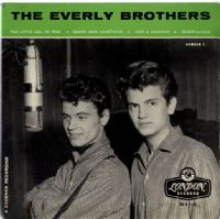 Everly Brothers,The - Number 2 - This Little Girl Of Mine (RE-A 1148)